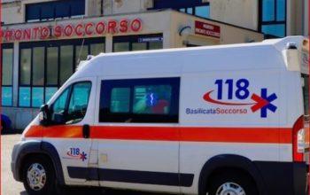 """L'ENNESIMA DENUNCIA DEGLI OPERATORI DEL 118 LUCANI: """"FATECI I TAMPONI"""""""